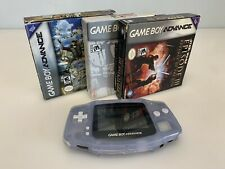 Gameboy Advance AGB-001 Star Wars Episode III Big Mutha Truckers Dynasty Warrior