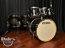 Tama drums set Superstar Classic Maple Transparent Black Burst 7 piece kit NEW