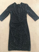 Target Danii Minogue Petites Dress Size 10 (fits 8) As New Winter EUC 3/4 Sleeve