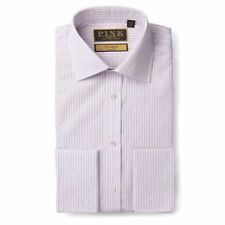 Thomas Pink Classic Fit Double Cuff Formal Shirts for Men