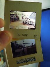 Vintage 40+ Slides of Dundalk Md Marine Terminal Docks Pictures Photographs