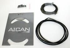 AICAN Superlight Bungarus BRAKE Cable Housing set kit Nokon, I-Link, Black
