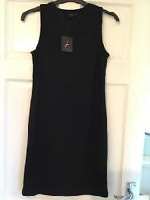 ATMOSPHERE PRIMARK LITTLE BLACK DRESS SIZE 10 NEW WITH TAGS
