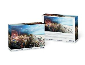 Stephen Wilkes Puzzle Coney Island Day to Night