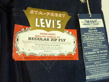 Levi's 1980s 100% Cotton Vintage Clothing for Men