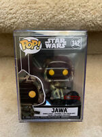 Funko POP! Star Wars # 342 Futura Jawa w/ Protective Hardcase
