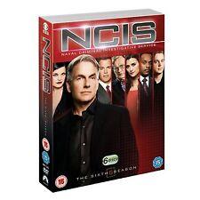 NCIS Naval Criminal Investigative Service - CBS Complete Season 6 Box Set DVD