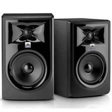 "JBL 308P MkII 8"" Two-Way Studio Monitor - Black"