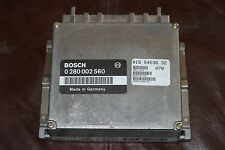 R129 SL500 LH ENGINE CONTROL UNIT 0155453632 / 0280002560