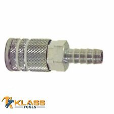 "1/4"" to 3/8"" Mil Type Barb Coupler"