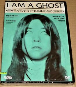 I AM A GHOST / SOY UN FANTASMA -DVD R2- English Español - Precintada