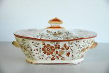 More details for pair victorian vintage ridgways persia tureen tableware serving