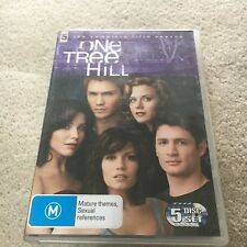 ONE TREE HILL, THE COMPLETE FIFTH SEASON. 5 DVD SET