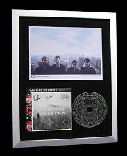 VAMPIRE WEEKEND+SIGNED+FRAMED+MODERN CITY+DIANE=100% AUTHENTIC+FAST GLOBAL SHIP