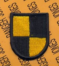 US Army ROTC BOLD CHALLENGE beret flash patch variant c/e