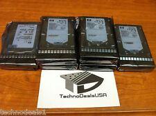"""hp 364622-B22 366023-001 366023-002 300gb 10k  3.5"""" fibre channel hard driv"""