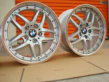 BMW Factory 17 DEEP-DISH BBS #71 OEM Wheels E36 E90 M3 F30 E39 E34 Z3 M5 E28 E30