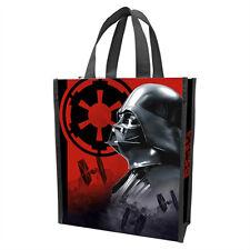 "New STAR WARS Grocery Shopping Tote DARTH VADER Gift Bag Shopper 12""x10"" DISNEY"
