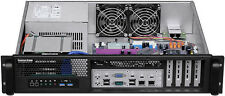 "2U Front Access(400W)(MicroATX)(2x3.5""+2.5""HDD)(Rackmount Chassis)(D14"" Case)NEW"