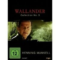"WALLANDER COLLECTION ""NO 3"" 2 DVD NEU"