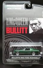 BULLITT `68 Ford Mustang GT 1968 ***** Greenlight 1:64 OVP