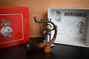 Pixi Gaston et son Gaffophone. Réf. 4685. Boîte et certificat. Franquin