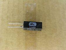S00774-292 (2 Pc Lot) 4640 pf 100 volt 100V +- 1 % radial polystyrene capacitor