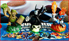 PS3/4/ XBOX360/ONE/WII/U:3 SKYLANDERS : STUMP SMASH + HEX + IGNITOR
