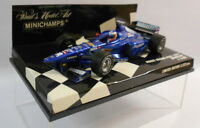 Minichamps F1 1/43 Scale - 430 990089 PROST GRAND PRIX '99 SHOWCAR J.TRULLI