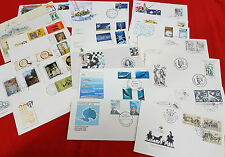 STAMPS FIRST DAY COVERS MIXED LOT OF 79 NO 2