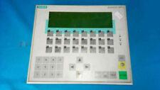 Siemens 6AV3 617-1JC30-0AX1 6AV36171JC300AX1 OP 17-DP12 Operator Panel