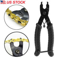 Mini Bicycle Repair Tool Link Pliers Chain Magic Buckle Master Link  Removal MTB