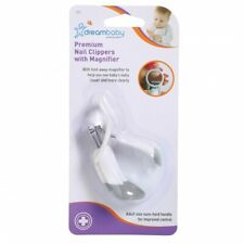 Dreambaby Premium Nail Clippers with Magnifier - F355