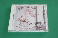 """CD CAMILLE """"LE SAC DES FILLES"""" 11 TITRES / SOURCE EMI 2002, TB ETAT"""