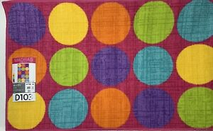 New Madra Collection Bright Dots Area Rug | Size 26 X 43