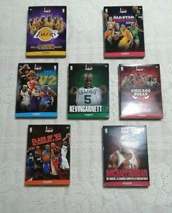 DVD NBA Lotto Di 7 DVD I Love NBA