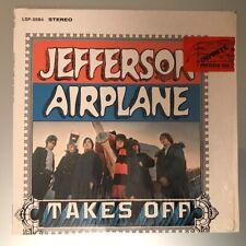 Jefferson Airplane – Jefferson Airplane Takes Off Vinyl LP USA 1969 Superb copy