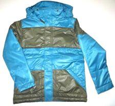 New Burton Boys Warm and Friendly Ski Snowboard Insulated Winter Jacket Medium