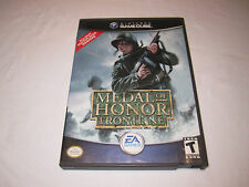 Medal of Honor Frontline (Nintendo GameCube) Original Release Complete Excellent
