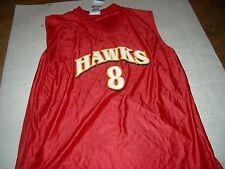 Atlanta Hawks #8 Antoine Walker  XL Home Jersey,NWT,GREAT CHEAP GIFT 4 HAWKS FAN