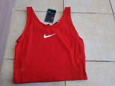 Nike Sports  Size  L Undershirt nike red made in portugal supplex