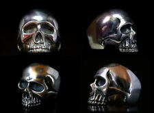 Keith Richards Skull Ring Sterling Silver Rolling Stones Rare Boon Jewelry DB