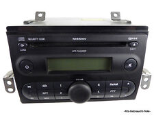 Nissan Note [E11] 1.4 CD Radio 7645387318
