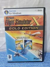 Flight Simulator X -- Gold Edition (PC, 2008) - version européenne