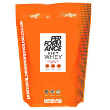 Performance Diet Whey Protein Powder 1kg Weight Loss Meal Replacement Caramel