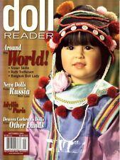 Doll Reader Magazine September 2003 Dolls From Around the World