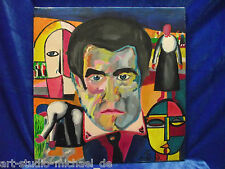 Hommage auf Kasimir Malevitsch, Avantgardistischer Künstler der 80/90er Jahre