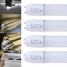 4PC 18W T8 LED Tube Lamp 4ft Fixture Fluorescent G13 Tube Bulb White Light 120CM