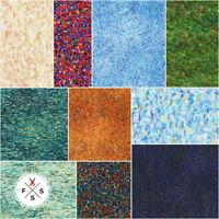 "Robert Kaufman Seurat 5"" Fabric Charm Quilt Squares CHS-781-42 Studio RK SQ45"
