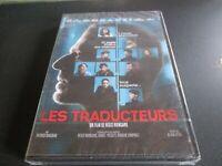 "DVD NEUF ""LES TRADUCTEURS"" Lambert WILSON, Olga KURYLENKO, Sara GIRAUDEAU"